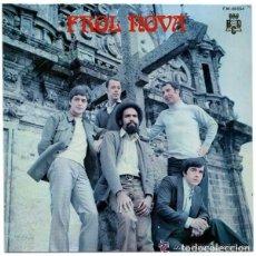 Discos de vinilo: FROL NOVA EP POPURRI GALLEGO / CANTO POPULAR / TROULADA DE SADA / TEÑO UN AMOR EN .. EP BCD DE 1971. Lote 95234187