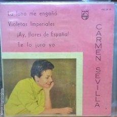 Discos de vinilo: CARMEN SEVILLA . Lote 95246083