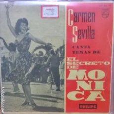 Discos de vinilo: CARMEN SEVILLA . Lote 95246123