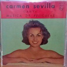 Discos de vinilo: CARMEN SEVILLA . Lote 95246171