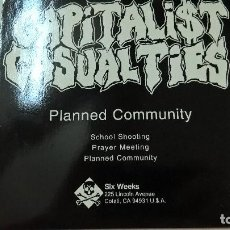 Discos de vinilo: CAPITALIST CASUALTIES ?– PLANNED COMMUNITY-N. Lote 95260927
