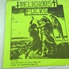 Discos de vinilo: RELIGIOUS FUCKS / ECOSTENCH ?– RELIGIOUS FUCKS / ECOSTENCH-N. Lote 95265711