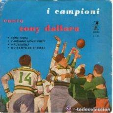 Discos de vinilo: TONY DALLARA - III FESTIVAL INTERNACIONAL DE LA CANCION DE MALLORCA - SINGLE BELTER 1966. Lote 95269707