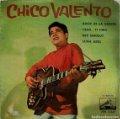 Discos de vinilo: Rock de la cárcel / Ciao... ti diro / Rey criollo / Luna azúl. - EP de vinilo 7. Chico Valento. Rock. Lote 95279326