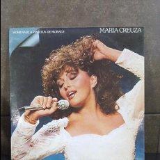 Discos de vinilo: MARIA CREUZA, HOMENAJE A VINICIUS DE MORALES. Lote 95283579