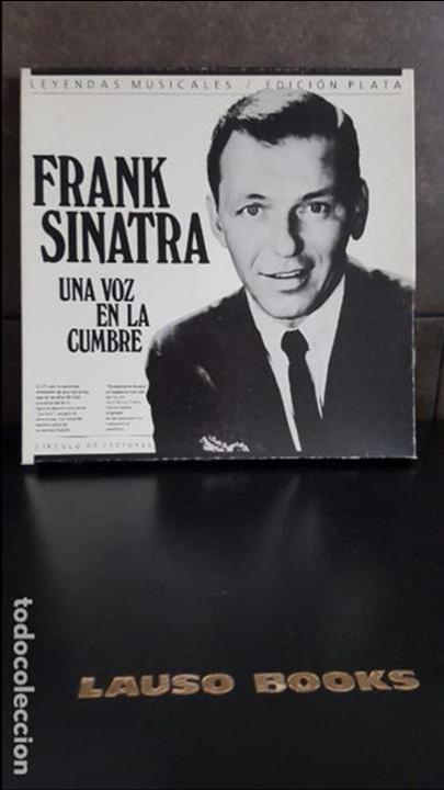 FRANK SINATRA UNA VOZ EN LA CUMBRE (Música - Discos - LP Vinilo - Cantautores Extranjeros)