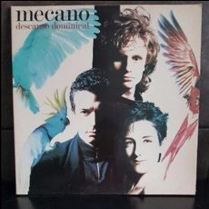 Discos de vinilo: MECANO, DESCANSO DOMINICAL. Lote 95289603