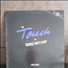 Discos de vinilo: THE TOUCH WITH TERENCE TRENT D'ARBY. Lote 95290947