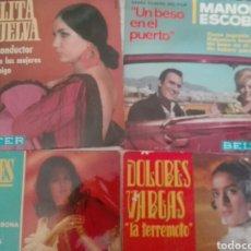 Discos de vinilo: LOTE DISCOS VINILO COPLA. Lote 95294315