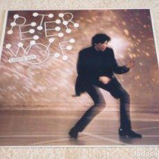 Discos de vinilo: PETER WOLF ( LIGHTS OUT ) 1984-HOLANDA LP33 EMI. Lote 95308335