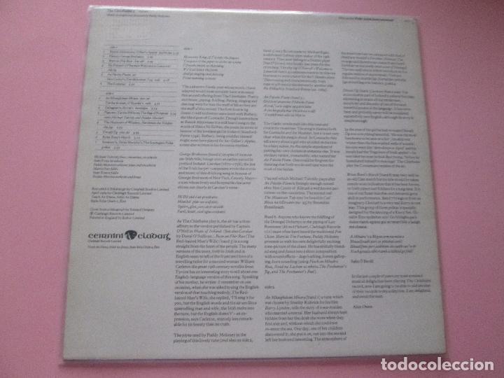 Discos de vinilo: lp-the chieftains 2-ceirnini claddagh records-1969-13 temas-irlanda-fundas nuevas,exterior e interio - Foto 5 - 95314539