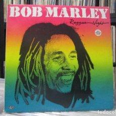Discos de vinilo: BOB MARLEY – REGGAE NIGHT - 2 LP 1992 ITALY. Lote 95319583