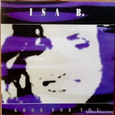 Discos de vinilo: ISA B : GOOD FOR YOU [ESP 1994] 12'. Lote 95339891