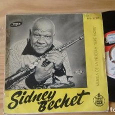 Discos de vinilo: EP (VINILO) DE SIDNEY BECHET. Lote 95351487