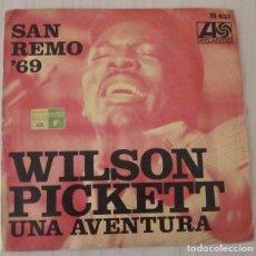 Discos de vinilo: WILSON PICKETT - UNA AVENTURA ATLANTIC - 1969. Lote 95363115