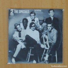 Discos de vinilo: THE SPECIALS - DO NOGHING - SINGLE. Lote 95365668