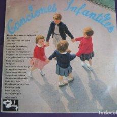 Discos de vinilo: CANCIONES INFANTILES EP BARCLAY 1964 - FOLK FOLKLORE - . Lote 95367063