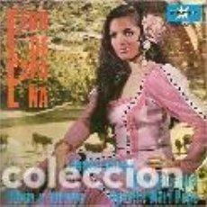 Discos de vinilo: FLOR DE ESPAÑA EP SELLO MARFER AÑO 1969 EDITADO EN ESPAÑA . Lote 95370279
