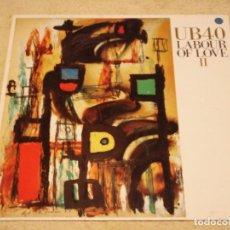 Discos de vinilo: UB 40 ( LABOUR OF LOVE II ) 1989-GERMANY LP33 VIRGIN. Lote 95375279