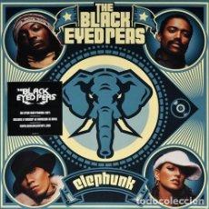 Discos de vinilo: LP BLACK EYED PEAS ELEPHUNK 2LP 180 GRS NUEVO PRECINTADO. Lote 95377743