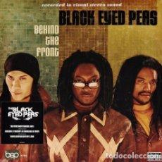 Discos de vinilo: LP BLACK EYED PEAS BEHIND THE FRONT 2LP 180 GRS NUEVO PRECINTADO. Lote 95377779