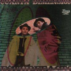 Discos de vinilo: CUARTA DIMENSION - ESTUPEFACTO - LP TITANIA DE 1989 RF-3704, PERFECTO ESTADO. Lote 95395519