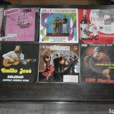 Discos de vinilo: LOTE DE 10 DISCOS SINGLES VINILO. Lote 95395524