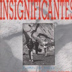 Disques de vinyle: INSIGNIFICANTES - CUESTION DE TIEMPO - LP TWINS DE 1990 RF-3705, PERFECTO ESTADO. Lote 95395659