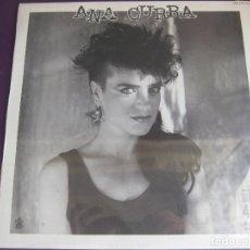 Discos de vinilo: ANA CURRA MAXI SG HISPAVOX 1985 UNA NOCHE SIN TI +3 SERES VACIOS PARALISIS PERMANENTE - GARCIA ALIX. Lote 95406767