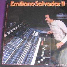 Discos de vinilo: EMILIANO SALVADOR II LP MOVIEPLAY 1982 - JAZZ FUSION - LATIN - EGREM CUBA. Lote 146187308