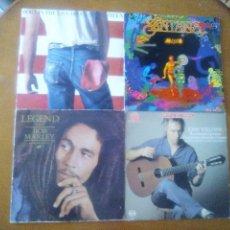 Discos de vinilo: LOTE 35 VINILOS POP, ROCK ETC.. Lote 95418251