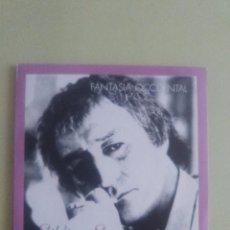 Discos de vinilo: SINGL SILVIO Y SACRAMENTO .FANTASIA OCCIDENTAL. SELLO MANO NEGRA RECORDS. Lote 95420743