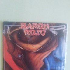 Discos de vinilo: SINGLE BARON ROJO . CHAPA DISCOS. CASI ME MATO.. Lote 95422439
