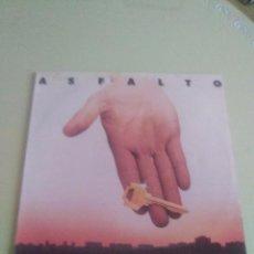Discos de vinilo: VINILO ORIGINAL GRUPO ASFALTO. AHORA. CHAPA DISCOS. AÑO 1979. Lote 95425951
