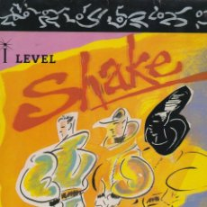 Discos de vinilo: LP I LEVEL. SHAKE. VIRGIN 1985 ENGLAND (UK). DISCO PROBADO Y BIEN.. Lote 95435295
