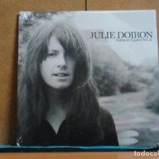Discos de vinilo: JULIE DOIRON - CANTA EN ESPAÑOL VOL. II - ACUARELA DISCOS 88985443121 - 2017. Lote 95437411