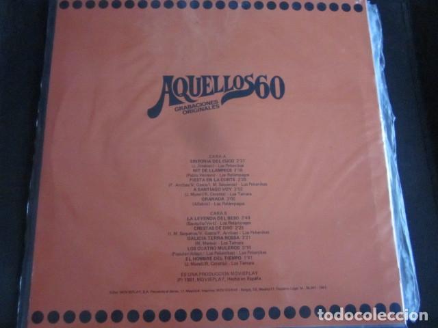 Discos de vinilo: AQUELLOS 60 VOL.4 - LP - LOS TAMARA ,LOS PEKENIQUES Y LOS RELAMPAGOS. - Foto 2 - 95437623