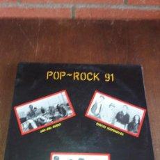 Discos de vinilo: VINILO POP-ROCK 91. Lote 94134380