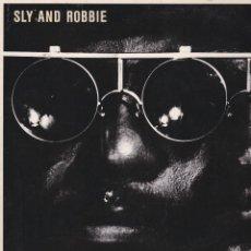 Discos de vinilo: LP SLY AND ROBBIE. LANGUAGE BARRIER. 1985.DISCO PROBADO Y BIEN. CON ENCARTE. VER FOTOS. Lote 95446527