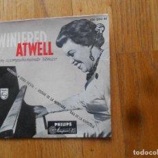 Discos de vinilo: WINIERED ATWELL, PHILIPS. Lote 95450019