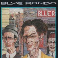 Discos de vinilo: MAXI SINGLE BLUE RONDO. SLIPPING INTO DAYLIGHT. VIRGIN 1983. DISCO PROBADO Y BIEN. Lote 95481859
