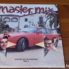 Discos de vinilo: MIKE PLATINAS & JAVIER USSIA - MASTER MIX VOL. 2 (LP). Lote 95493915
