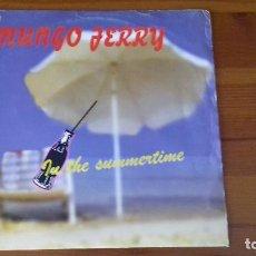 Discos de vinilo: MUNGO JERRY - IN THE SUMMERTIME . Lote 95494435