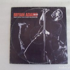 Discos de vinilo: BRYAN ADAMS, CAN'T STOP THIS THING WE STARTED, PICTURE DISC MAXI-SINGLE EDICION INGLESA 1991. Lote 95513547