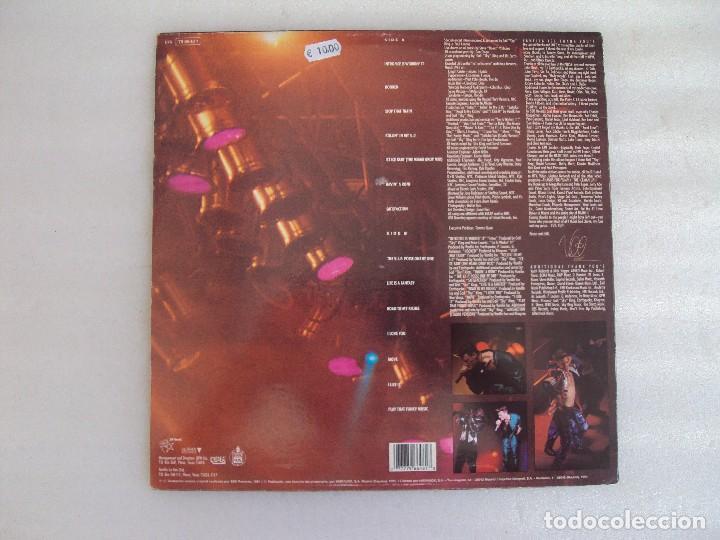 Discos de vinilo: VANILLA ICE, EXTREMELY LIVE, LP EDICION ESPAÑOLA 1991, HISPA-VOX - Foto 2 - 95513919
