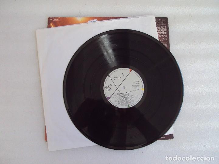 Discos de vinilo: VANILLA ICE, EXTREMELY LIVE, LP EDICION ESPAÑOLA 1991, HISPA-VOX - Foto 4 - 95513919