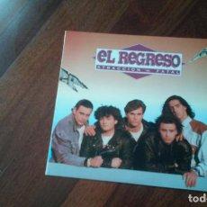 Discos de vinilo: EL REGRESO-ATRACCION FATAL.LP. Lote 95524551