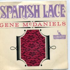 Discos de vinilo: GENE MCDANIELS / SPANISH LACE / THE PUZZLE / SWAY / IT HAPPENED IN MONTEREY (EP PORTUGUES). Lote 95547631