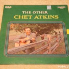 Discos de vinilo: CHET ATKINS ( THE OTHER CHET ATKINS ) GERMANY LP33 RCA. Lote 95551159