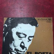 Discos de vinilo: ATAHUALPA YUPANQUI SINGLE DE 1968. Lote 95552926